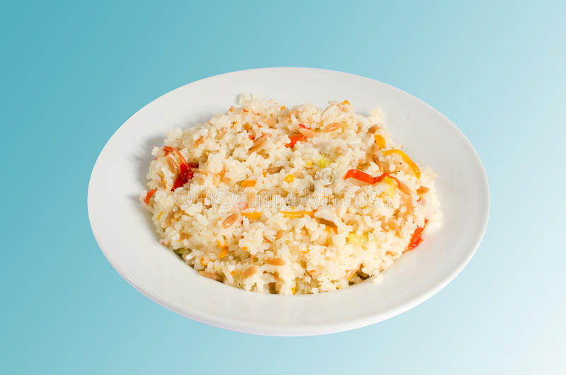 Download Turkish food - Rice Pilaf stock photo. Image of cuisine - 20009856