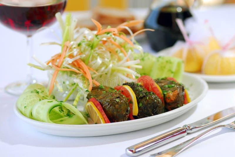 Download Turkish foods stock image. Image of table, dinner, mediterranean - 8050371