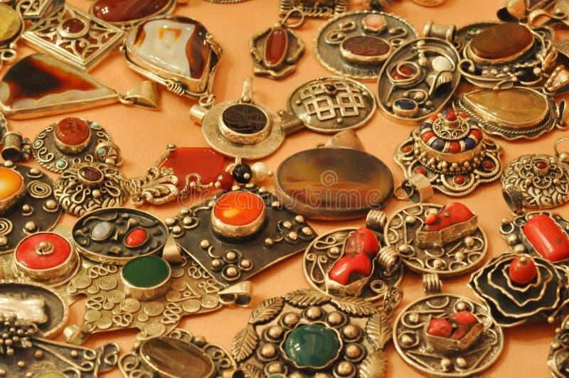 turkish jewelery стоковые фото