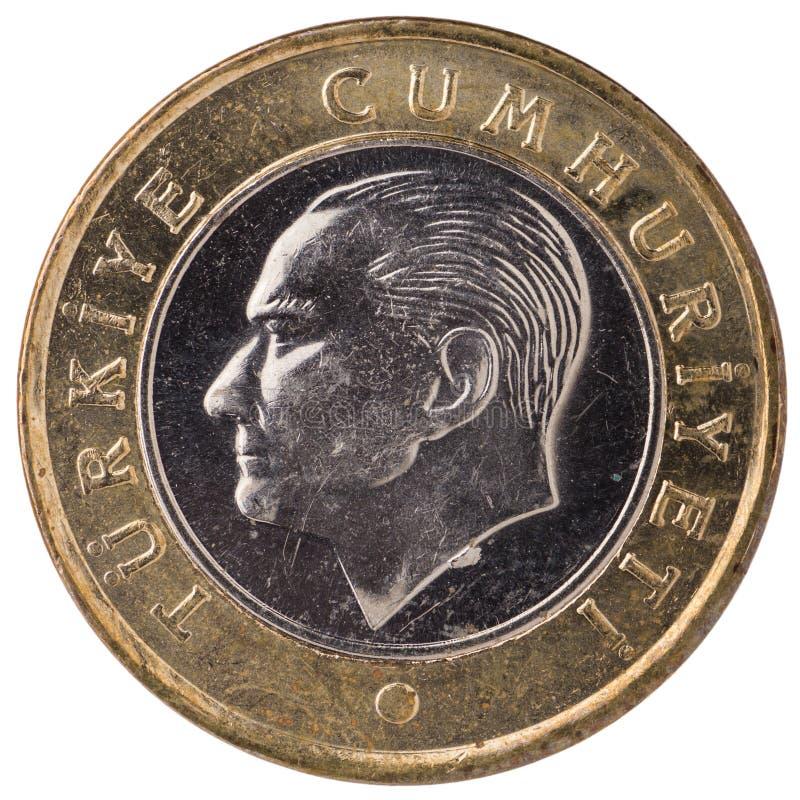 20 Sen Coin 2011 Today Circulation 3rd Series Bank Of Malaysia Stock Photo Image Of