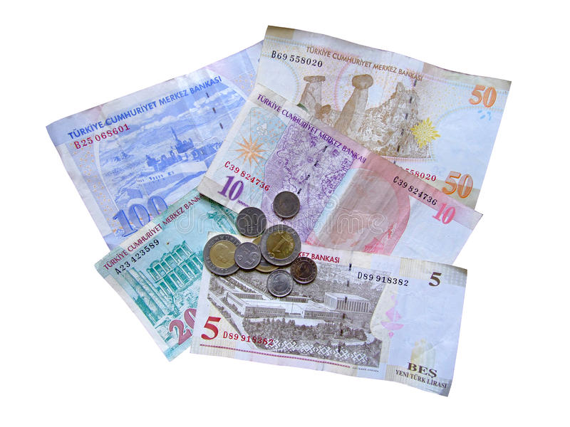 Download Turkish Money Royalty Free Stock Photography - Image: 33557977