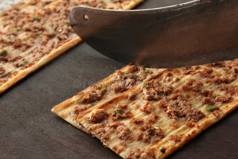 Download Turkish Pizza Stock Photography - Image: 24872202