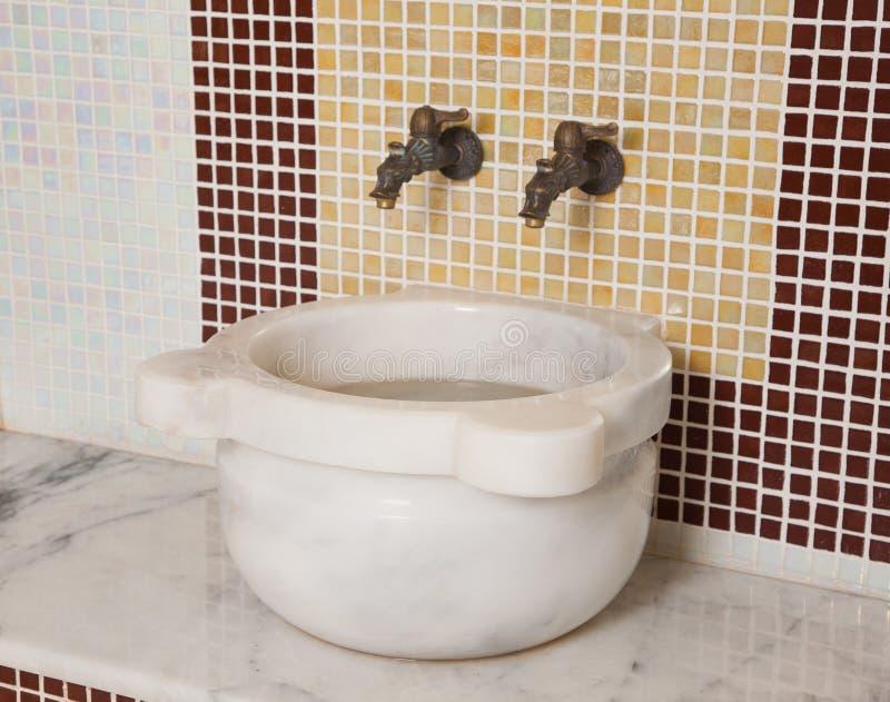 Marble Sauna Stock Photo Image Of Water Bagnio Hamam