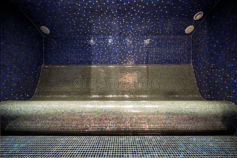 Turkish Steam Bath Stock Images