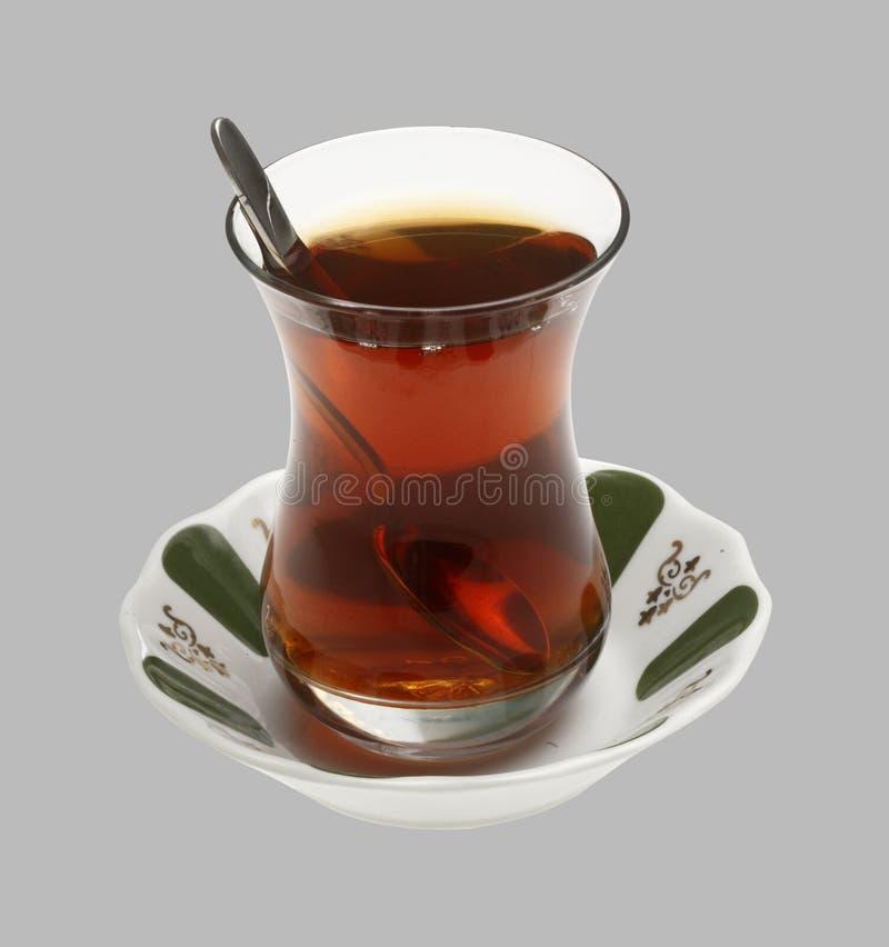 Turkish Tea 01 stock images