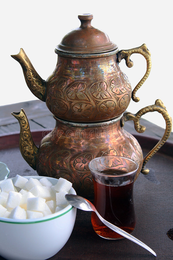 Free Turkish Tea Royalty Free Stock Images - 5349179