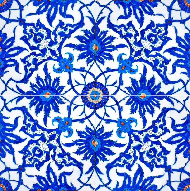 Download Turkish Tiles stock photo. Image of decoration, detail - 4245444