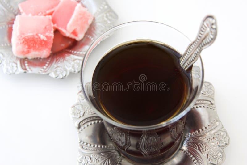 Download Turkish traditional tea stock image. Image of sweet, spoon - 14854929