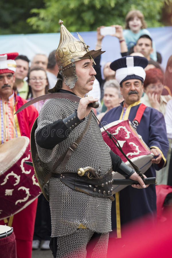 Turkisk festival royaltyfria bilder