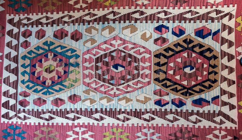 Turkisk matta arkivfoto