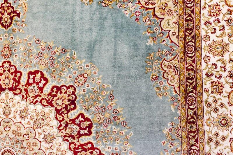 Turkisk mattbakgrund royaltyfri foto