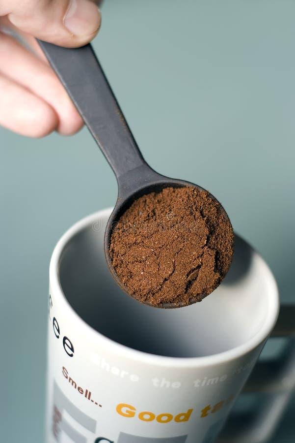 Turkiskt Kaffe Arkivfoto