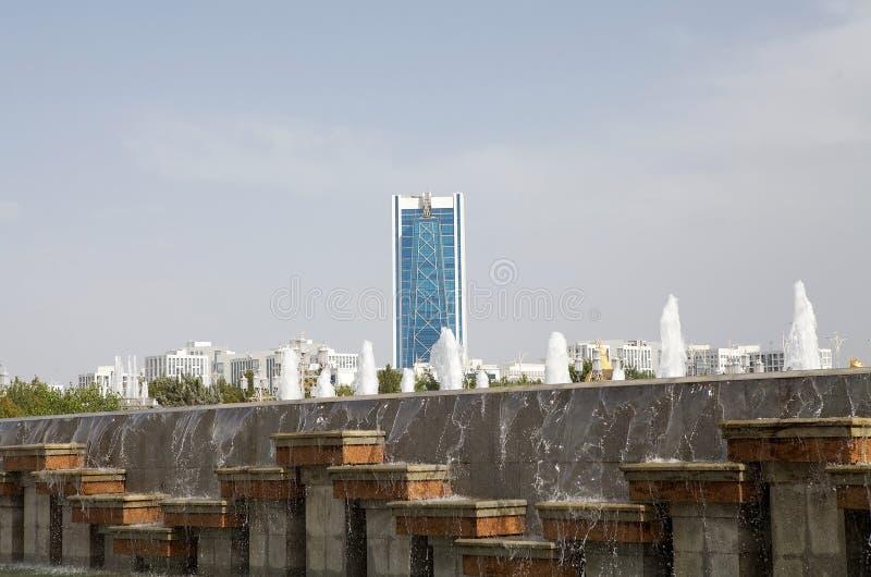 Turkmenistan stock foto