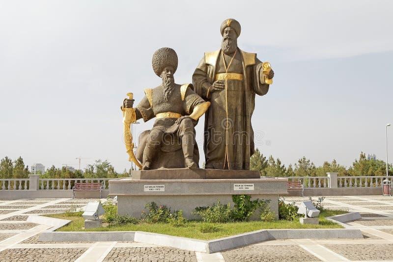 Turkmenistan royaltyfria bilder