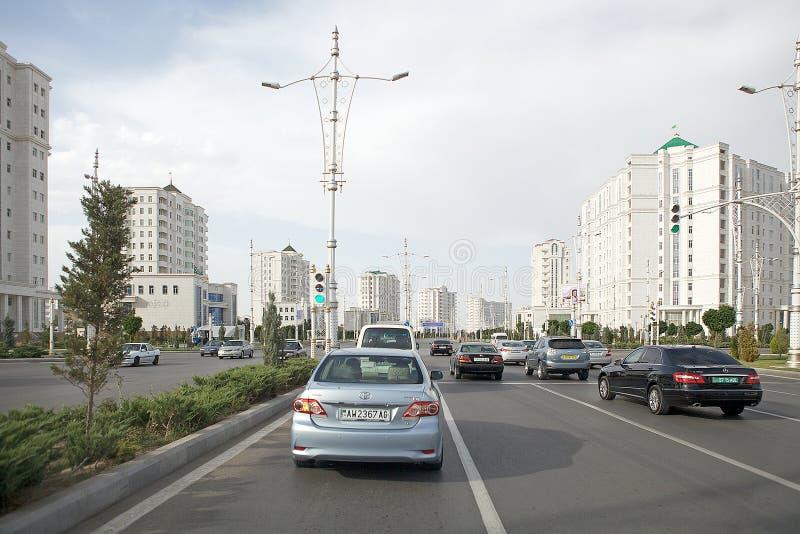 Turkmenistan stock fotografie
