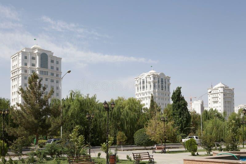 Turkmenistan royalty-vrije stock afbeeldingen
