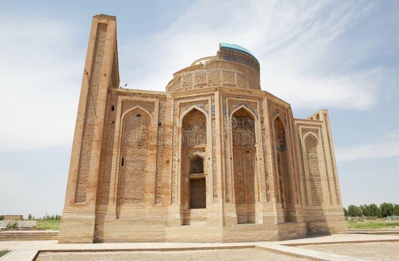 Turkmenistan royalty-vrije stock foto's