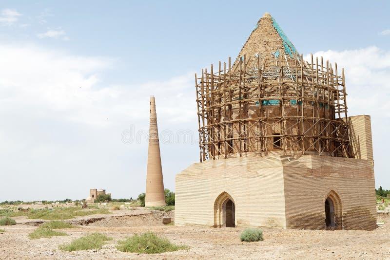 Turkmenistan zdjęcia stock