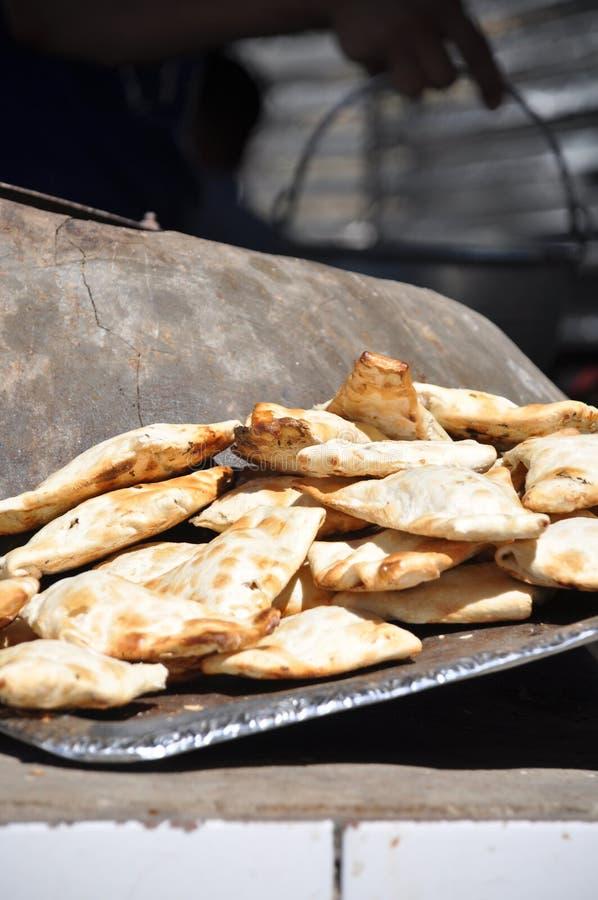 Turkmenistan Chleb obraz stock