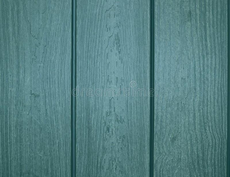 Turkosträvertikal plankabakgrund arkivfoton