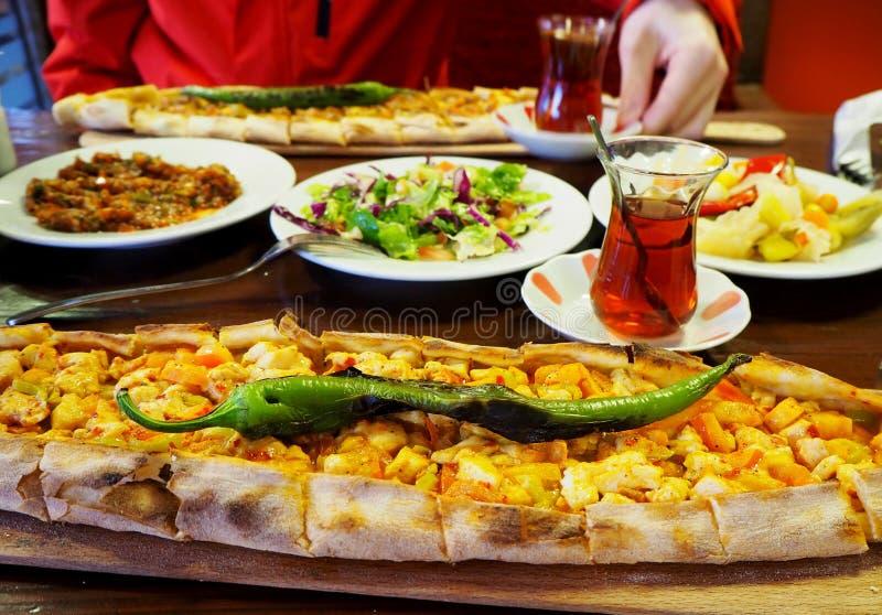 Turks voedsel royalty-vrije stock afbeelding