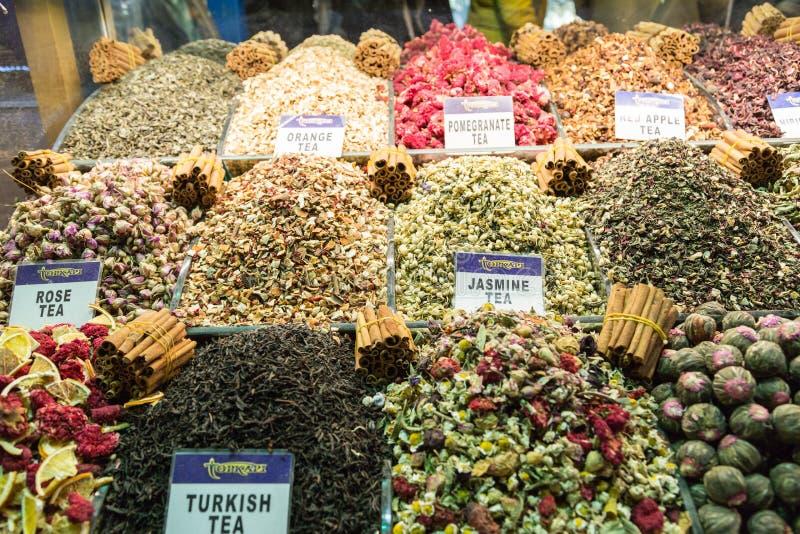 Turkse markt royalty-vrije stock fotografie