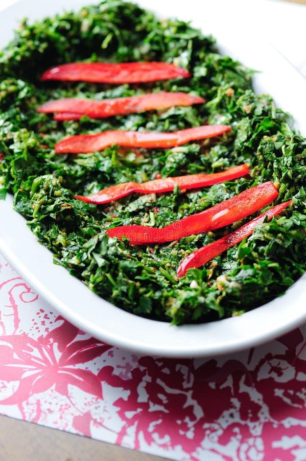 Turkse salade