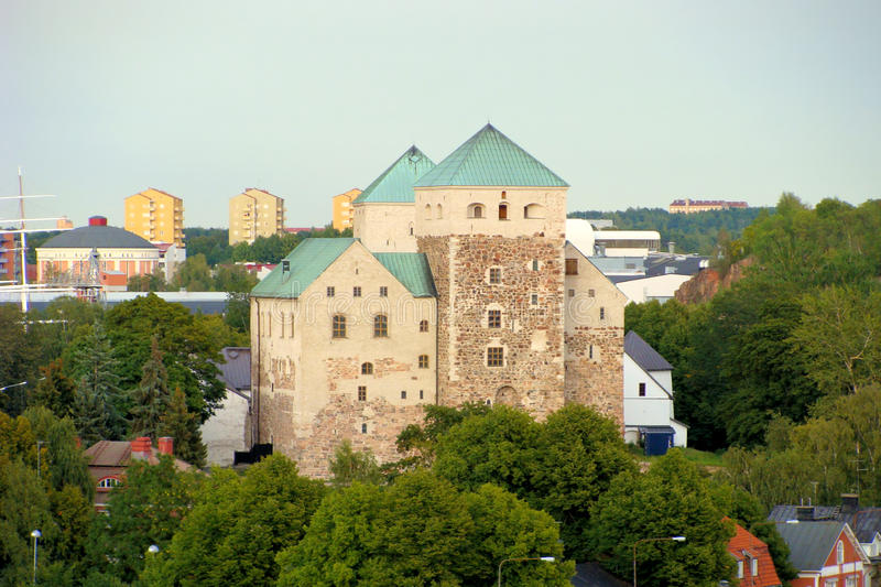 Turku, Finland royalty-vrije stock foto
