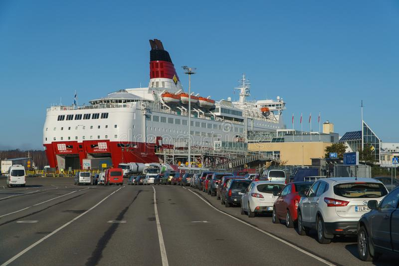 Turku Stockholm Ferry