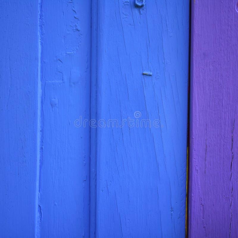 Turkus, purpurowy zdjęcia stock