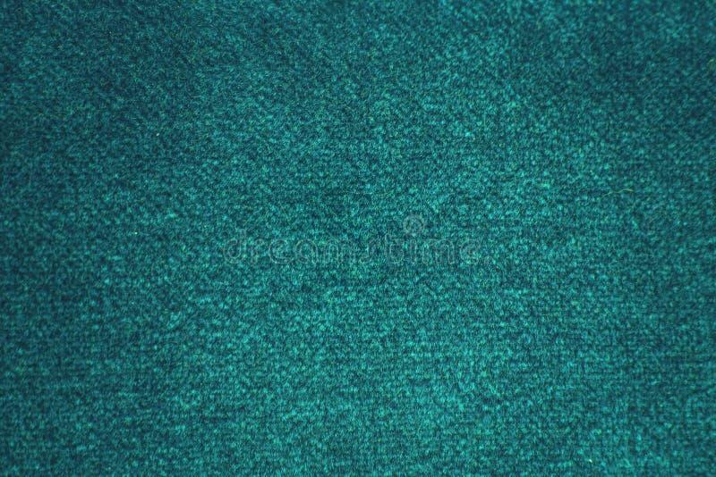Turkusowa tekstylna tekstura fotografia stock