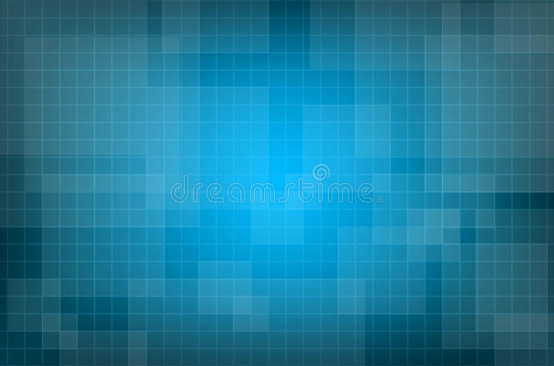 Turkusowego błękita abstrakta tło ilustracja wektor