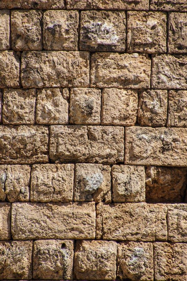 Turm des Hellenistic Tors in der altgriechischen Stadt von pro lizenzfreies stockbild