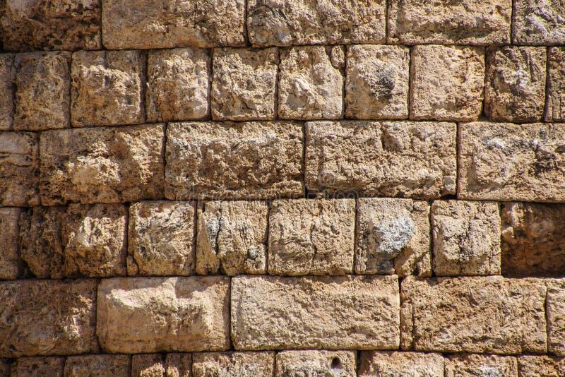 Turm des Hellenistic Tors in der altgriechischen Stadt von pro stockfotografie