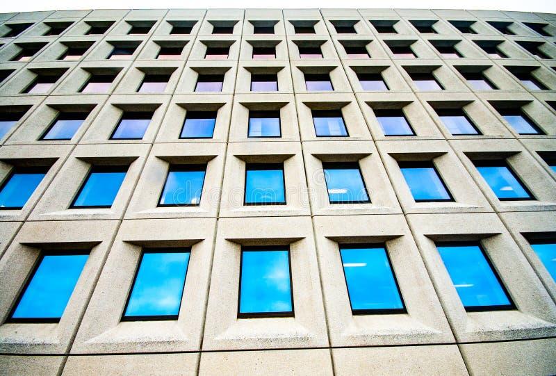 Turm Kopenhagens Windows stockbilder