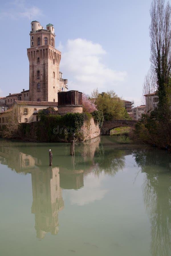 Turm Specola lizenzfreies stockbild