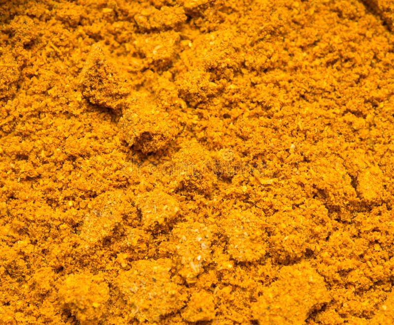 Download Turmeric powder stock photo. Image of yellow, spices - 30105170