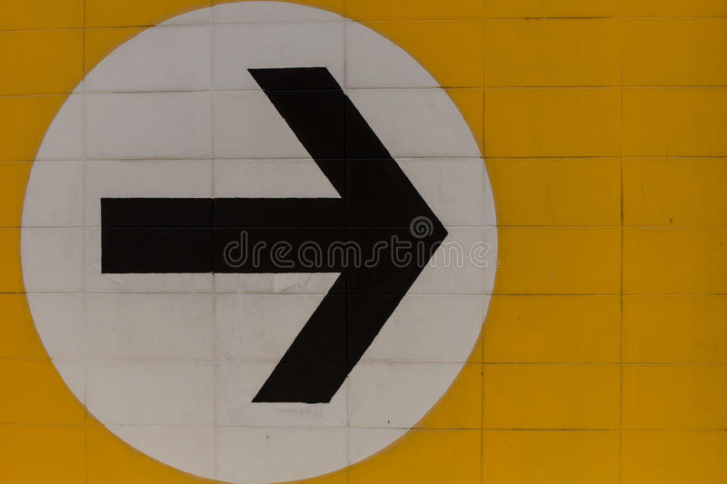 Download Turn right symbol stock photo. Image of black, symbol - 28696598