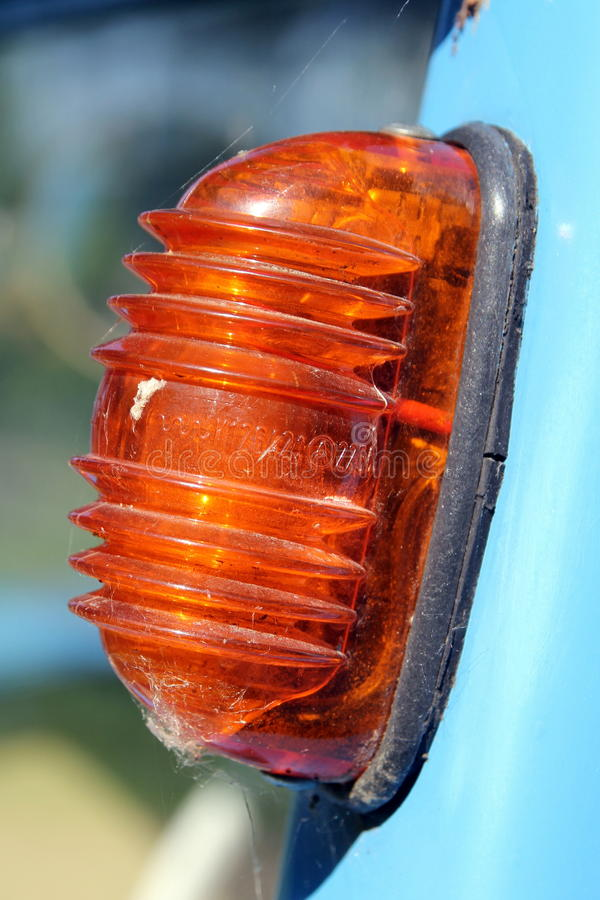 Turn signal royalty free stock image
