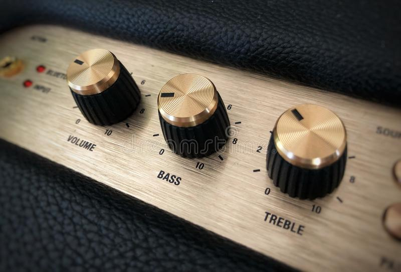 Bass Treble Knobs Stock Images - Download 238 Royalty Free Photos