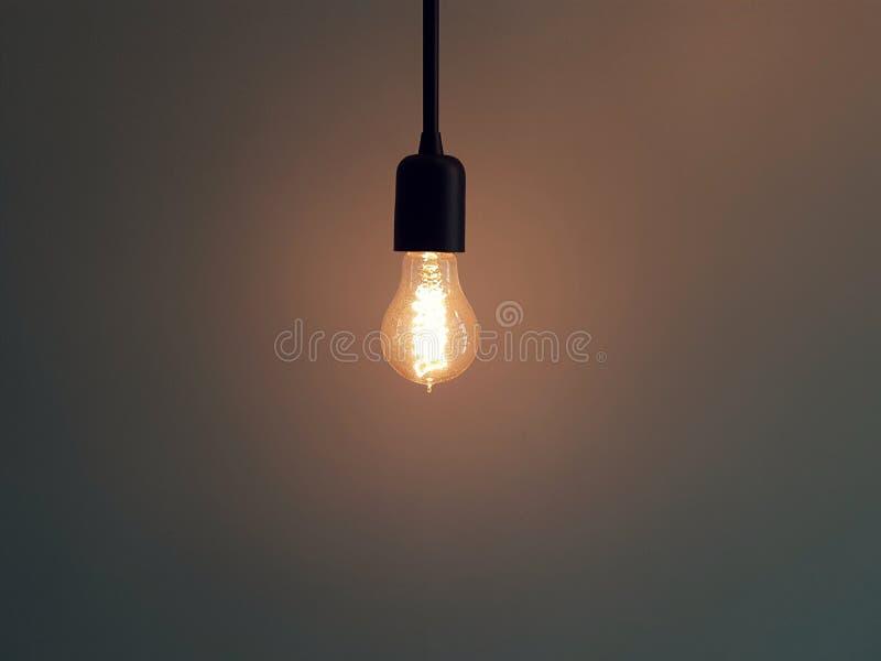 Turned On Pendant Lamp Free Public Domain Cc0 Image