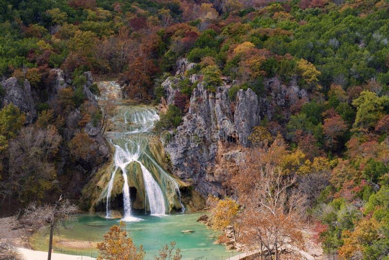 Turner Falls Oklahoma immagine stock libera da diritti