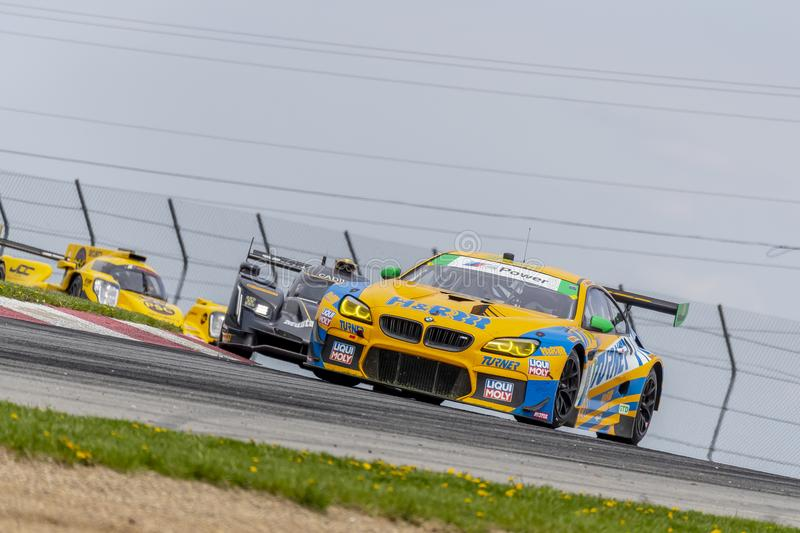 Download IMSA: May 06 Acura Sports Car Challenge Editorial Photo   Image Of  Course,