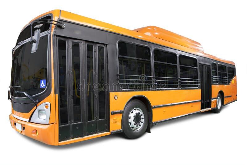 Turnera bussen royaltyfri foto
