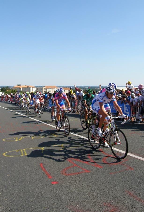Turnera etapp 1 för de Frankrike