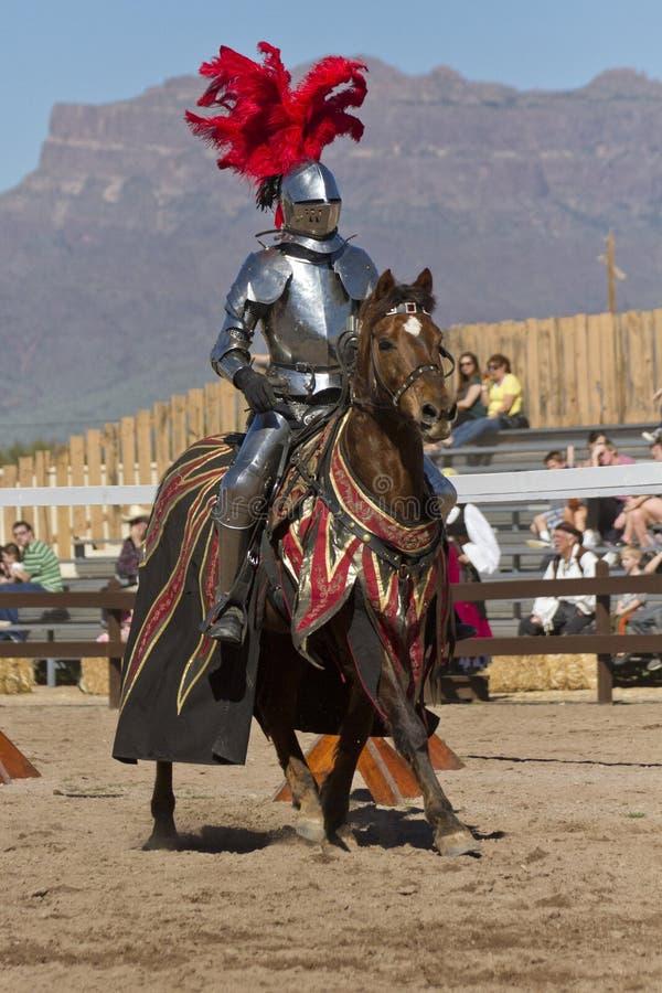 Turnierendes Arizona-Renaissance-Festival lizenzfreies stockfoto