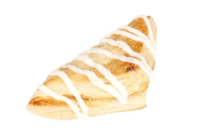 Turnover pastry stock photography