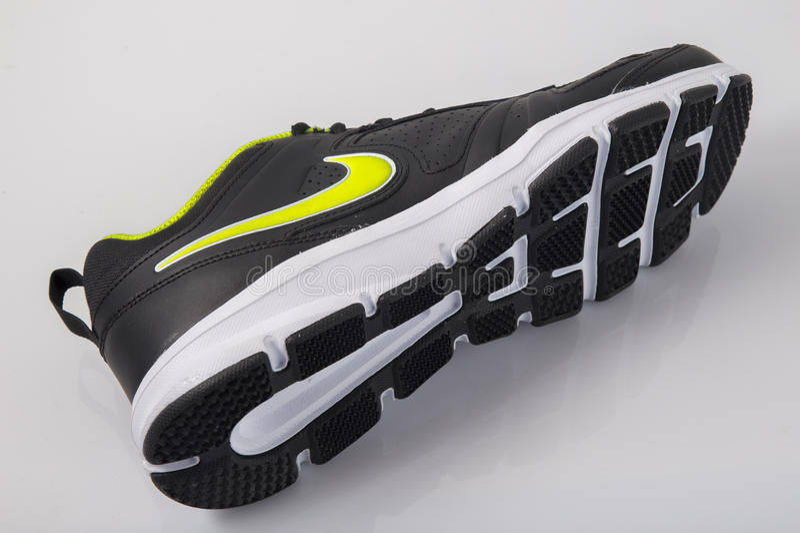 Turnschuh Nike Trail lizenzfreies stockbild