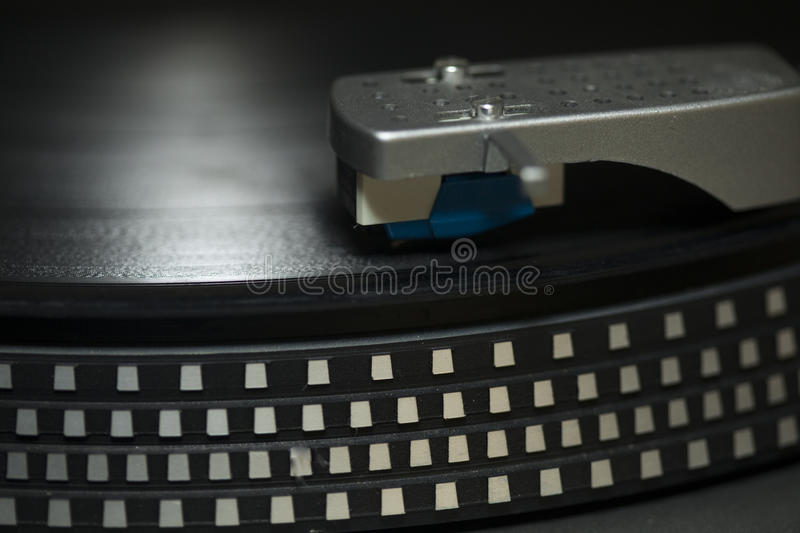 Turntable stock photography