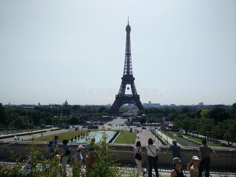 Turnul Eiffel obraz royalty free